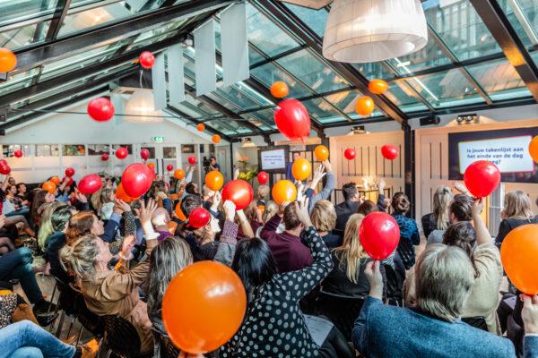 Ballonnen event | Event Inspiration Agency
